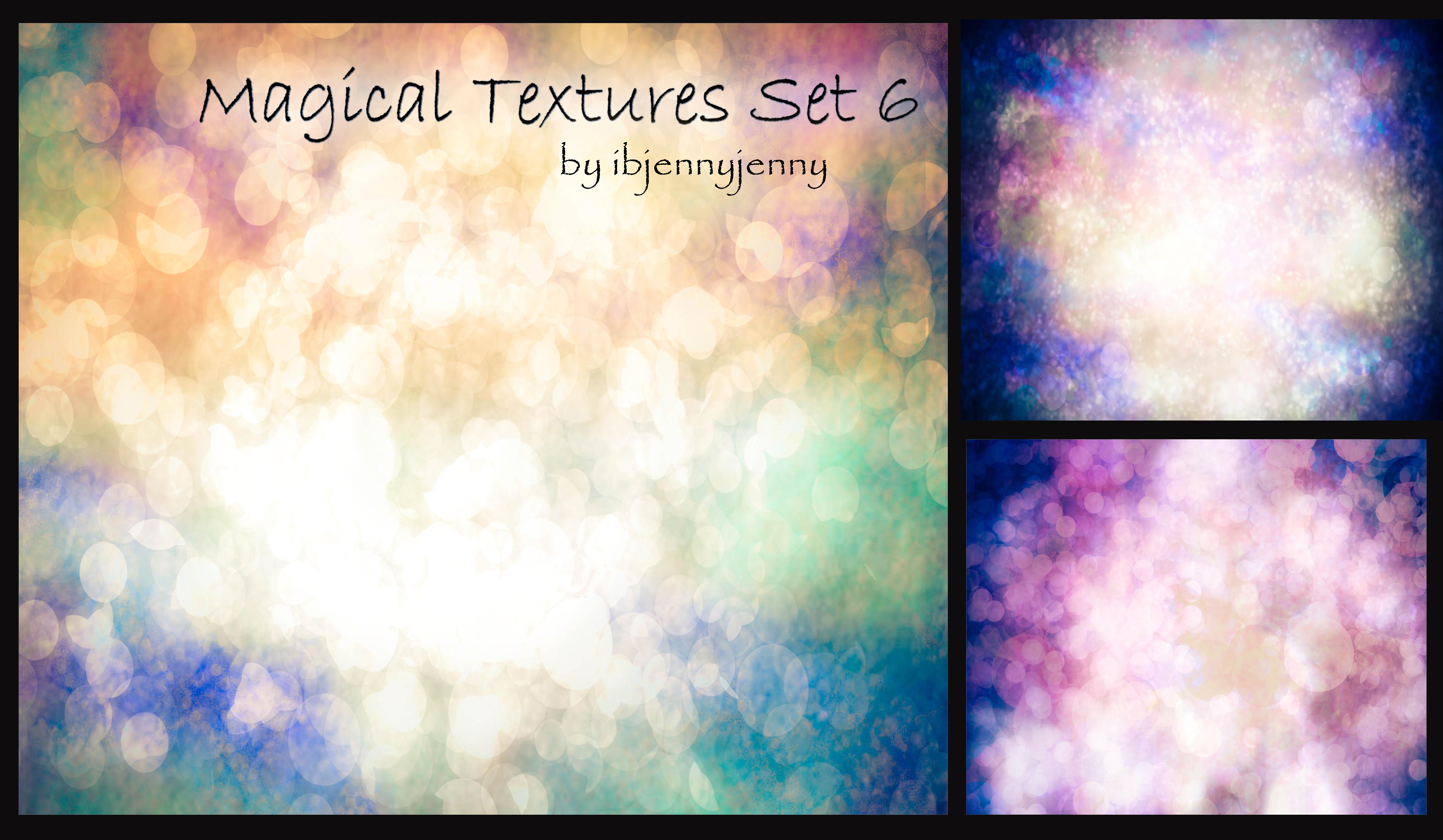 Magical Textures Set 6