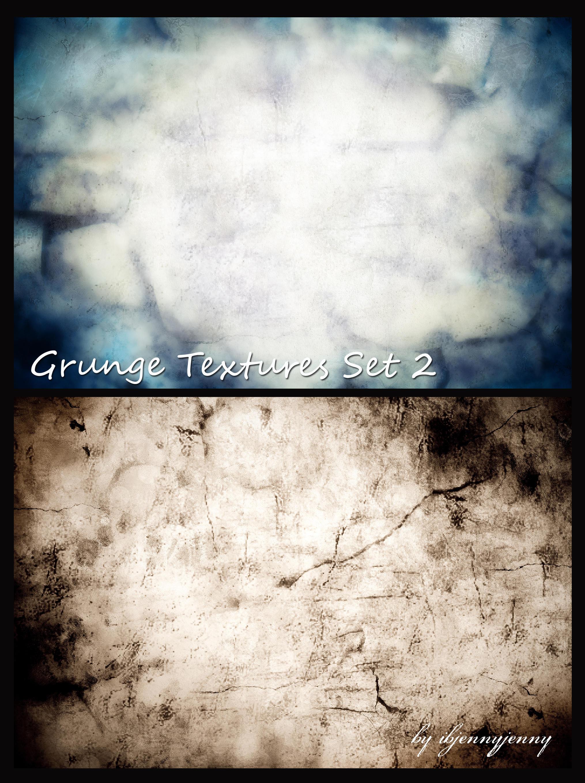 Free Grunge Textures Set 2 by ibjennyjenny