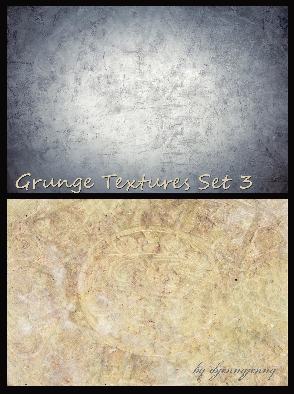 Free Grunge Textures Set 3