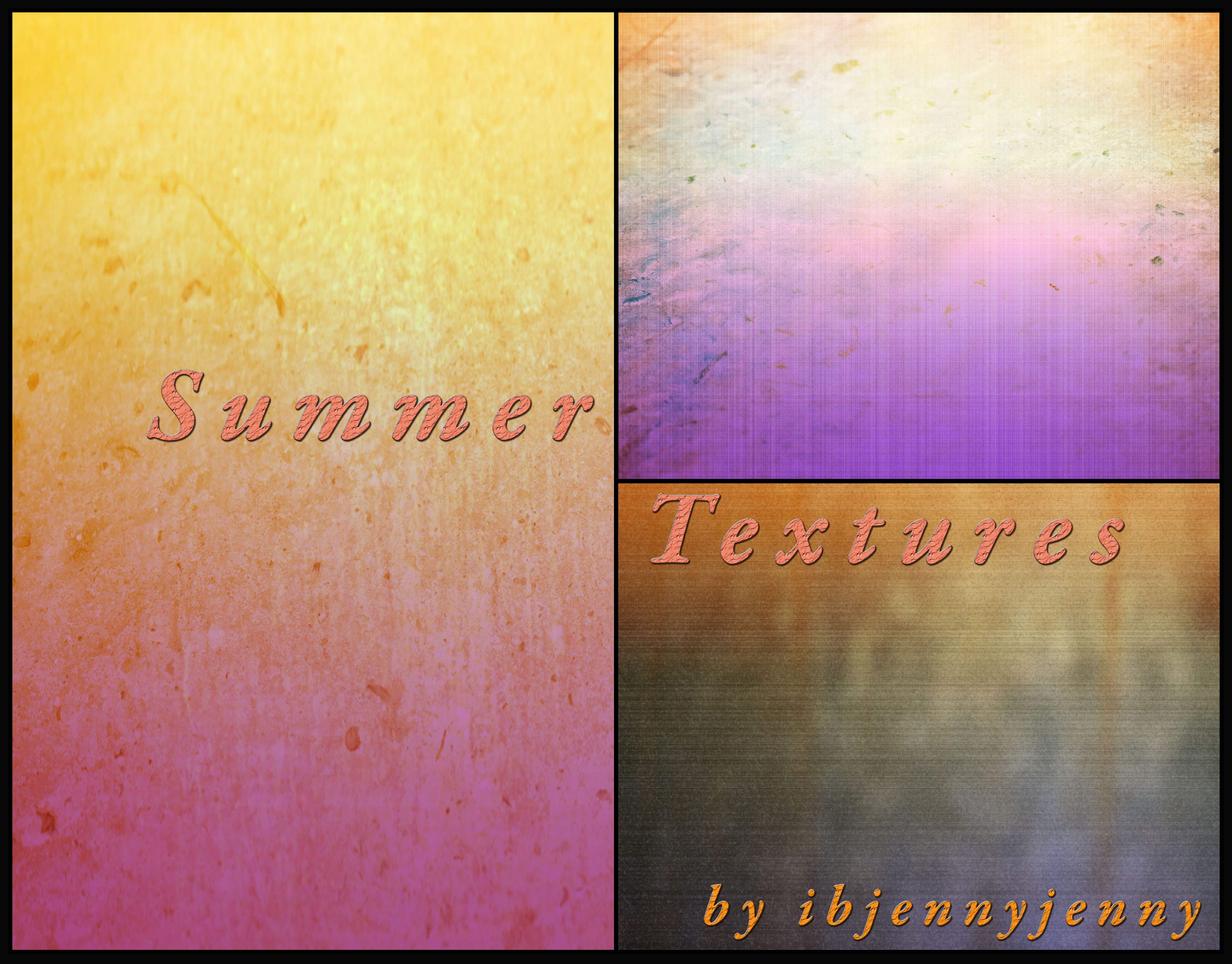 Free Summer Textures