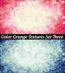 Color Grunge Textures Set 3