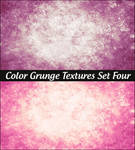 Color Grunge Textures Set 4