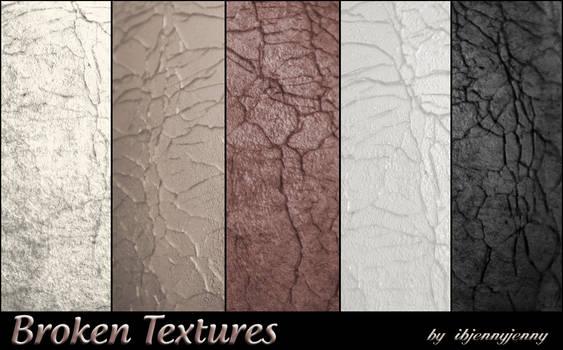 Free Broken Textures