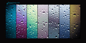 Free Color Drops Textures