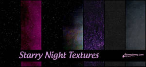 Starry Night Textures