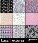 9 Free Lace Textures