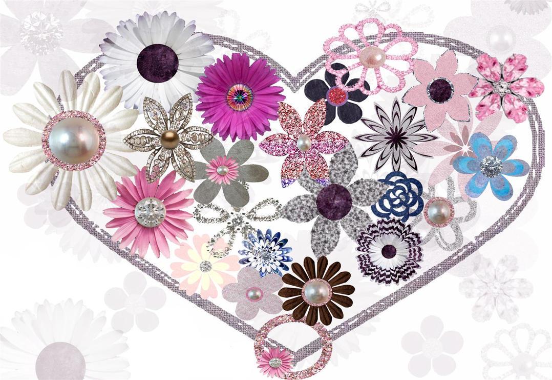 28 FREE Photoshop Flower Brushes by ibjennyjenny