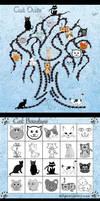 20 Free Photoshop Cat Brushes plus Cutouts
