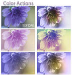 Free Photoshop Color Actions