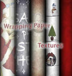 5 Free Wrapping Paper Textures