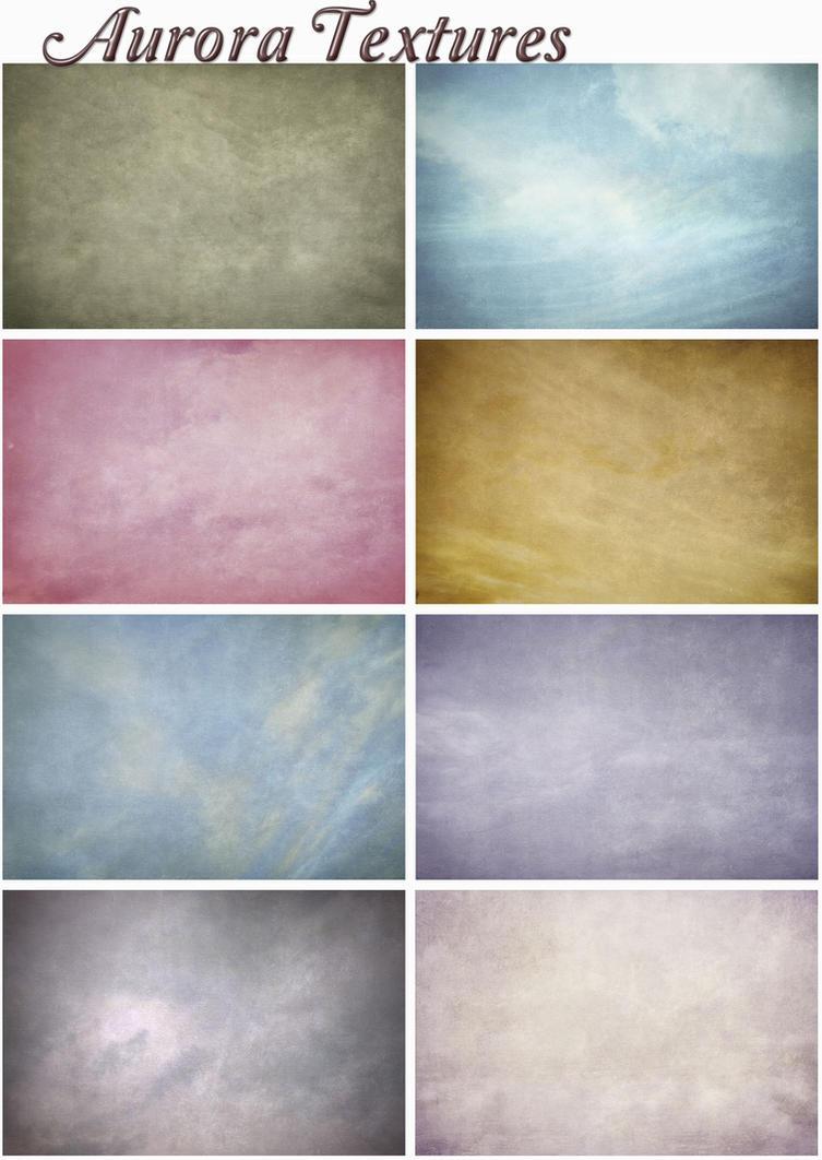 Aurora Textures by ibjennyjenny