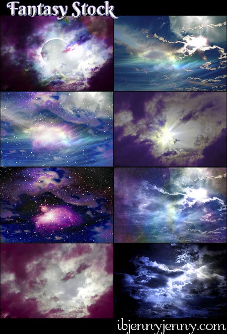 8 Free Fantasy Stock Images by ibjennyjenny