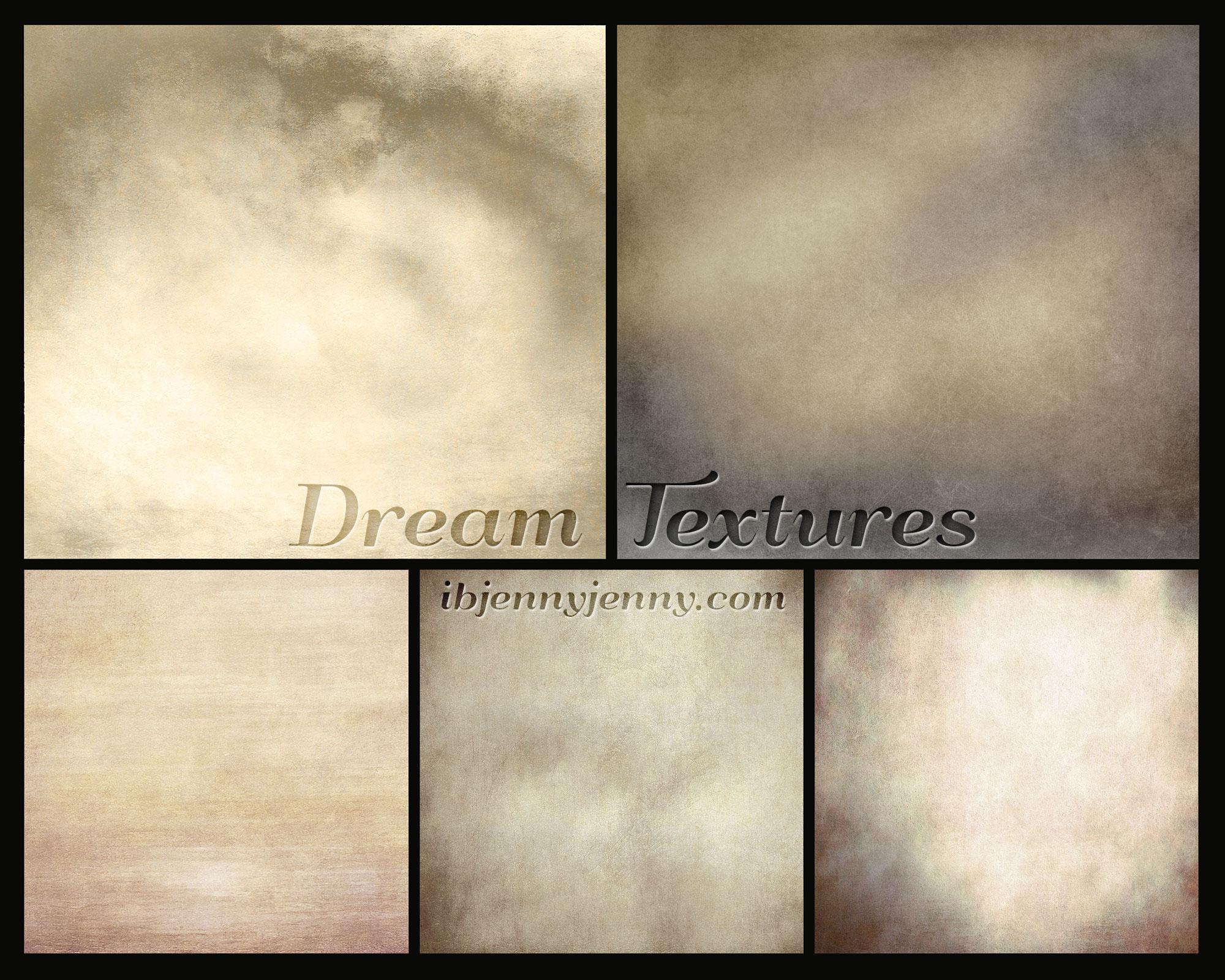 Free Dream Textures