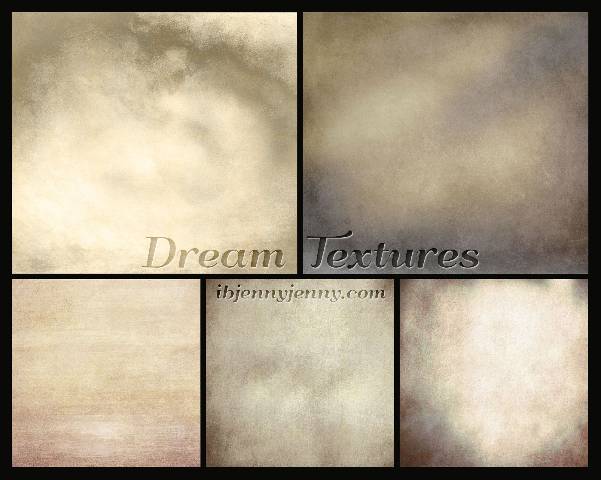 Free Dream Textures by ibjennyjenny