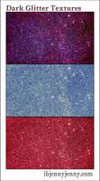 3 Free Dark Glitter Textures