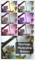 Free Color Overlays Photoshop Actions