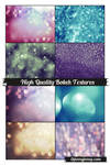 Free High Quality Bokeh Textures