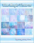 Free Blue Magic Textures