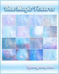 Free Blue Magic Textures
