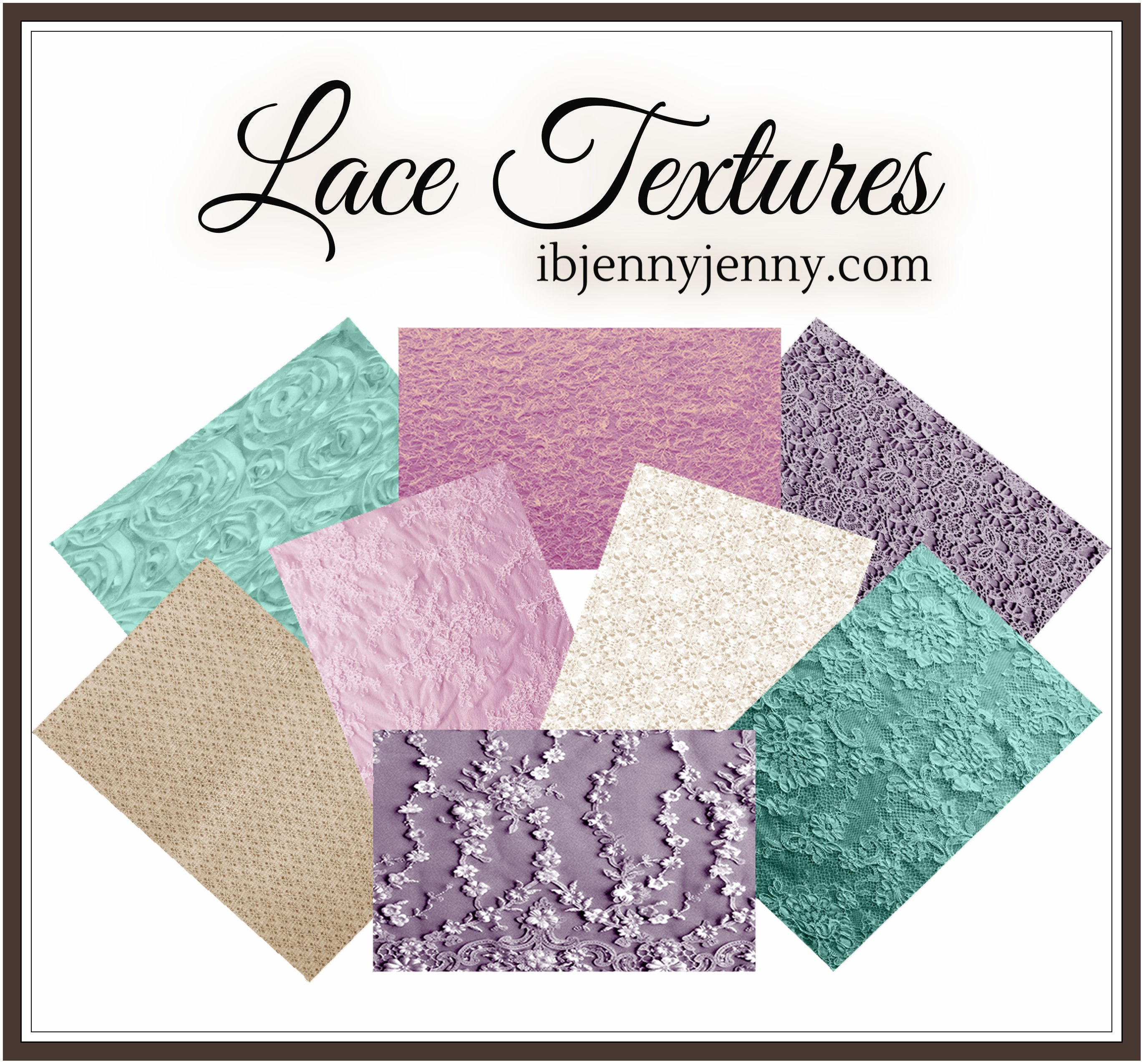 Free Lace Textures