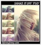 Shake it off PSD
