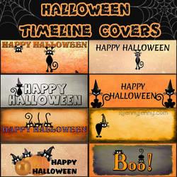 Facebook  Halloween Timeline Covers