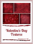 Free Valentine's Day Textures for 2015