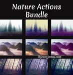 Nature Actions Bundle