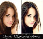 Free Quick Photoshop Action