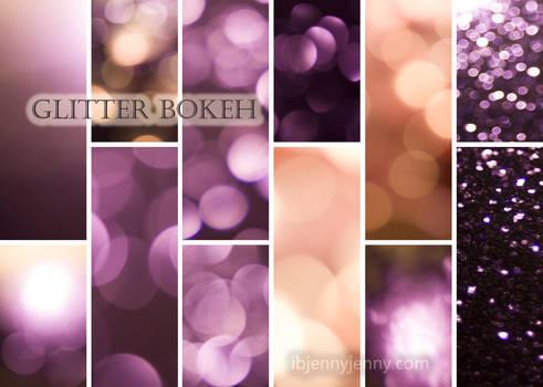 Glitter Bokeh Textures