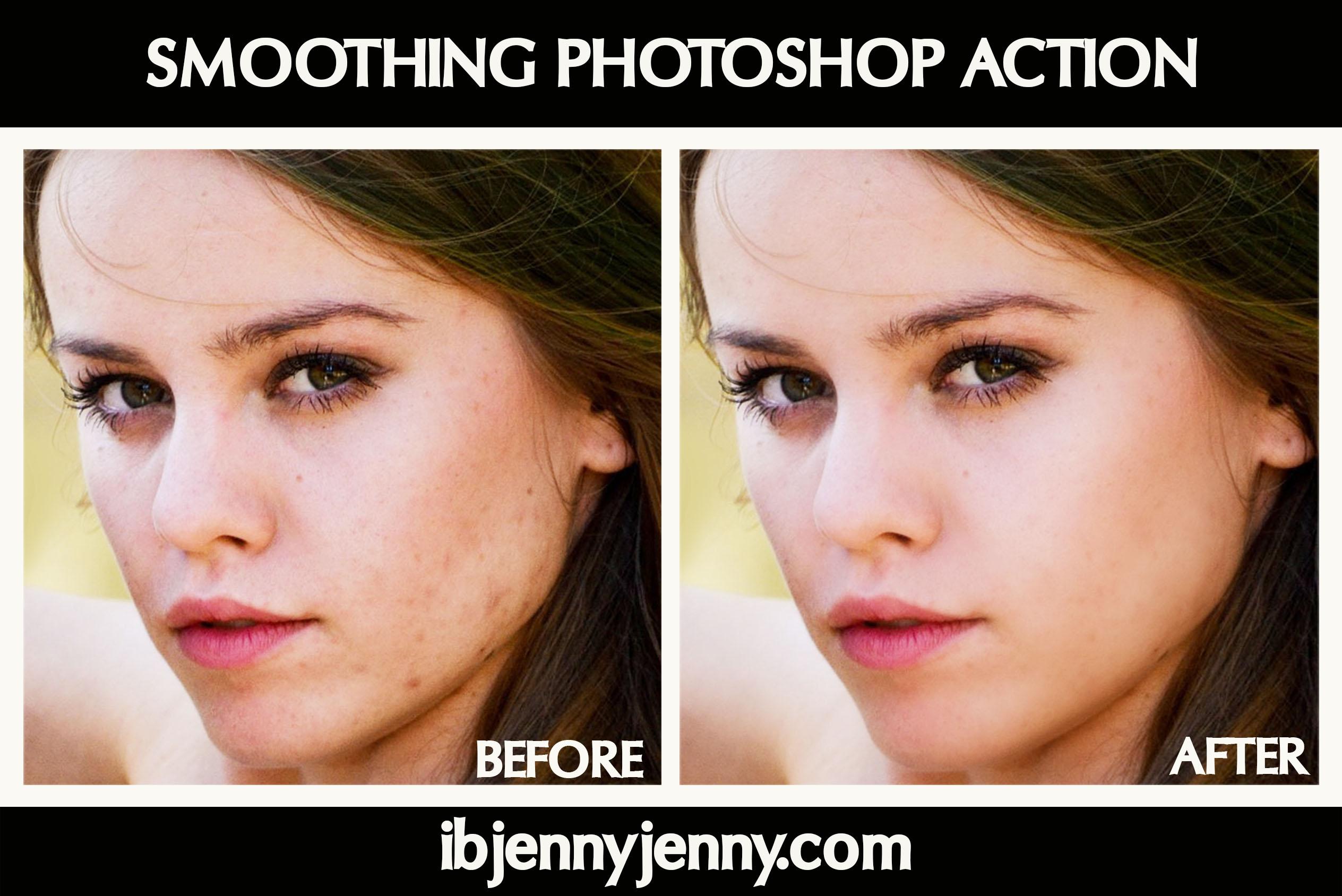Free Skin Smoothing Action