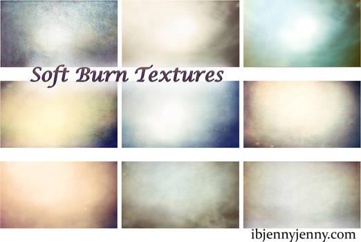 Soft Burn Textures