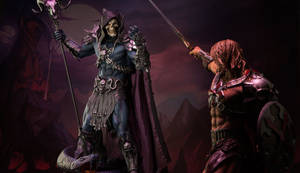 Re-Imagining : Masters of The Universe