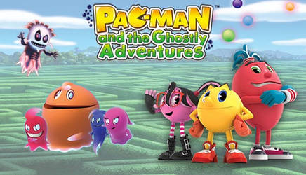 Re-Imagining: Pac-Man and the Ghostly Adventures