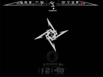 Metallica Rainmeter
