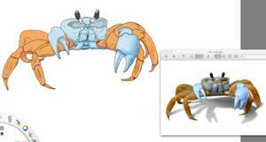 CJ Blue Crab WIP