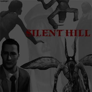 Silent Hill Set by good-night