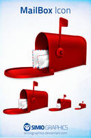 Cool MailBox Icon by simiographics