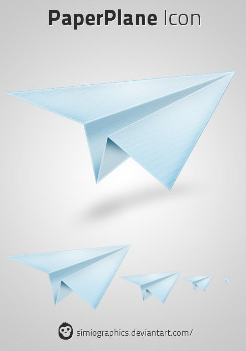 PaperPlane by simiographics