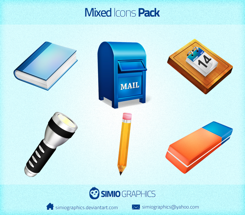 Mixed Icons Pack