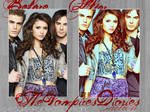 Vampire Diaries Action by TheSofterSideAv