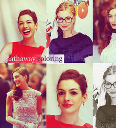 Hathaway coloring by TheSofterSideAv