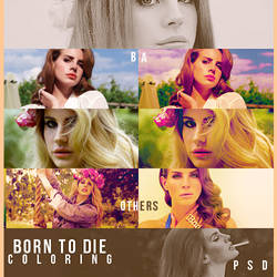 BORN TO DIE .psd by TheSofterSideAv