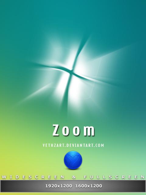 Zoom by yethzart