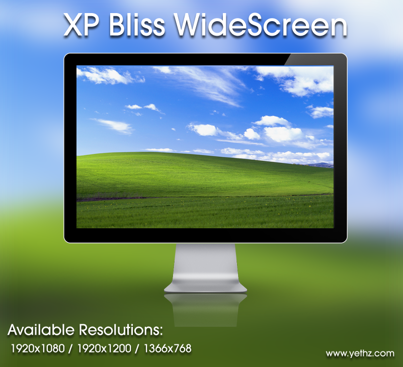 The story of the Windows XP Bliss desktop themeand what it looks
