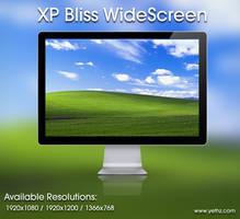 XP Bliss WideScreen Wallpaper by yethzart