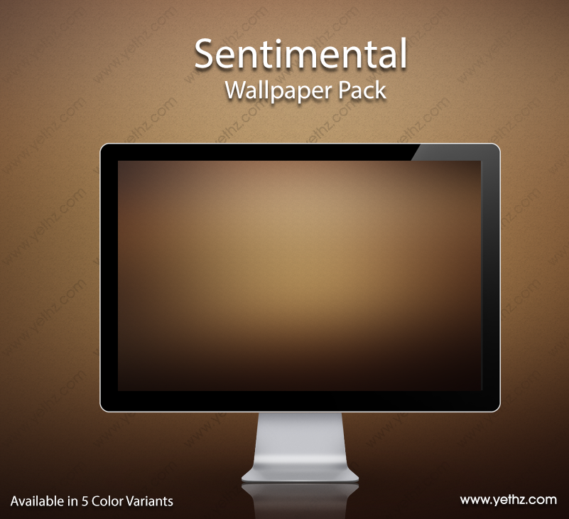 Sentimental Wallpaper Pack by yethzart