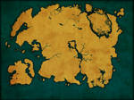 Tamriel - A Coastal Topography