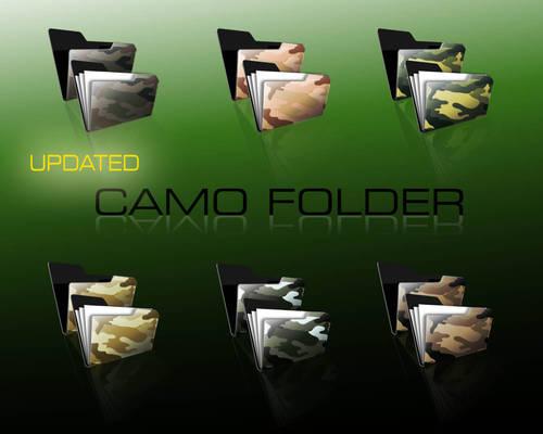 CAMO FOLDERS