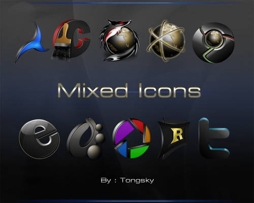 Mixed Icons